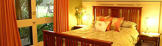 The Lily Garden Suite bedroom